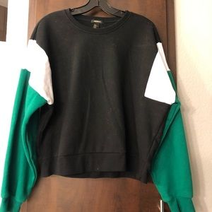 FOREVER 21 wide sweater Size: M